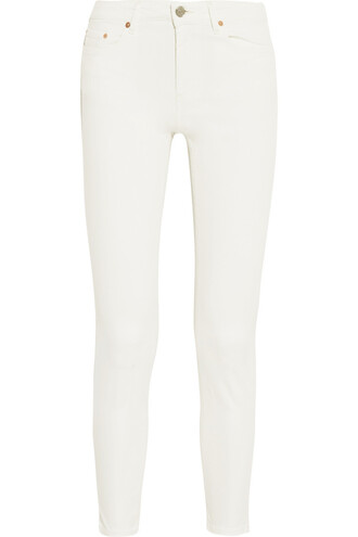 jeans skinny jeans white off-white