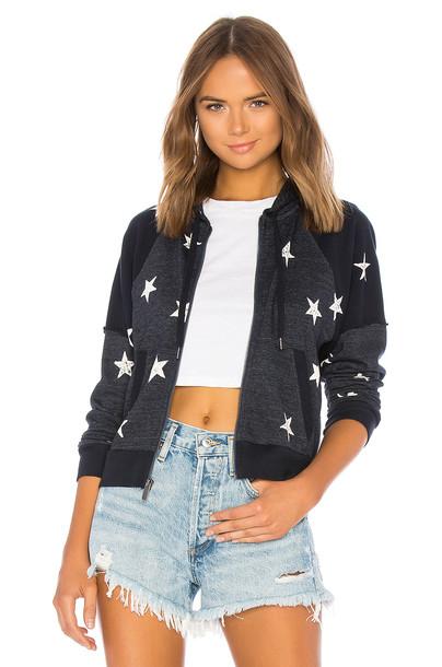 hoodie liberty navy sweater