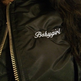 sweater dope jacket black gold luxury coat dark green baby girl windbreaker tumblr babygirl jacket black and white bomber jacket black bomber jacket green olive green black jacket white puffy cursive khaki bomber jacket army green jacket selfdesigned clothes tumblr outfit fashion style tumblr clothes tumblr jacket khaki fashion vibe trendy grunge