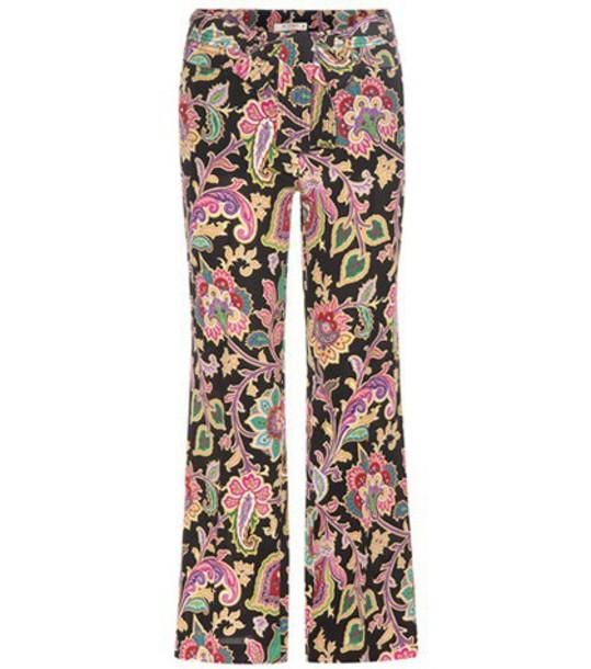 ETRO silk pants