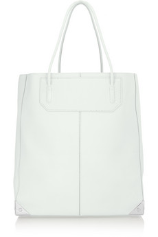 Prisma glow-in-the-dark leather tote  | THE OUTNET