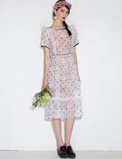 dress,pixie market,midi dress,floral dress,silk floral dress,chic dress,midi,to be adored,to be adored dress