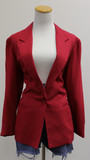 Jos. a. banks red blazer (size
