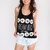 Dream Big Live Small Top - Black