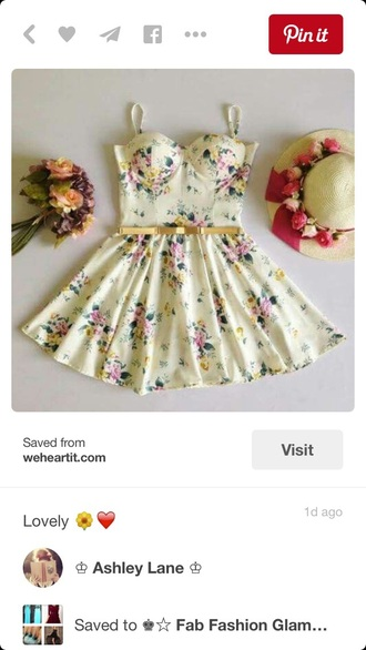 dress skater skirt skater skater dress floral dress floral summer summer dress spring outfit
