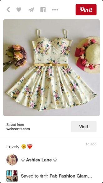 dress skater skirt skater skater dress floral dress floral summer summer dress spring outfit