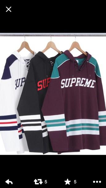 jacket supreme jacket
