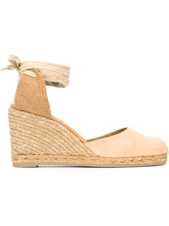 espadrilles nude shoes