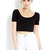 Sweet Lace Crop Top | FOREVER21 - 2000070478