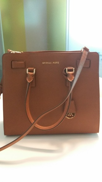 bag marron cuir