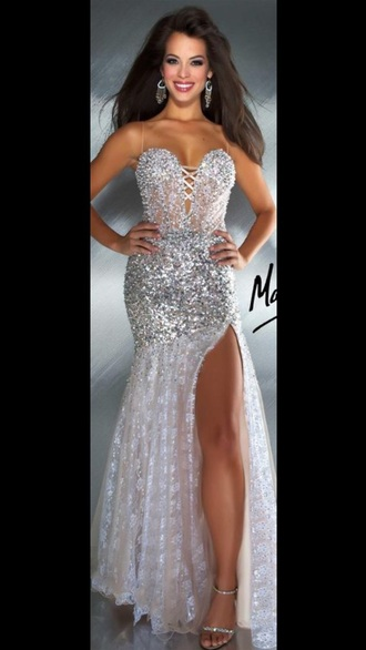 dress silver silver dress style grey/silver dress sparkling dress