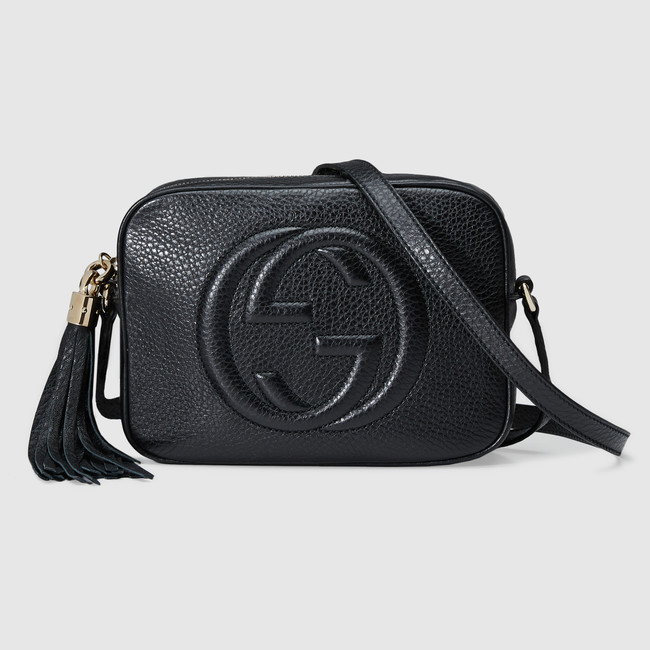 6490c831bc8 Gucci Soho small leather disco bag