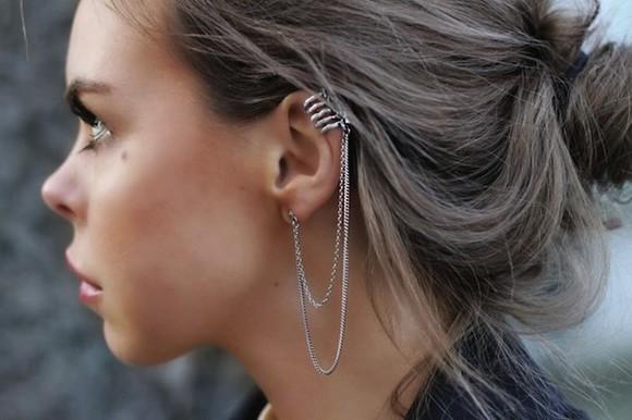 jewels ear cuff