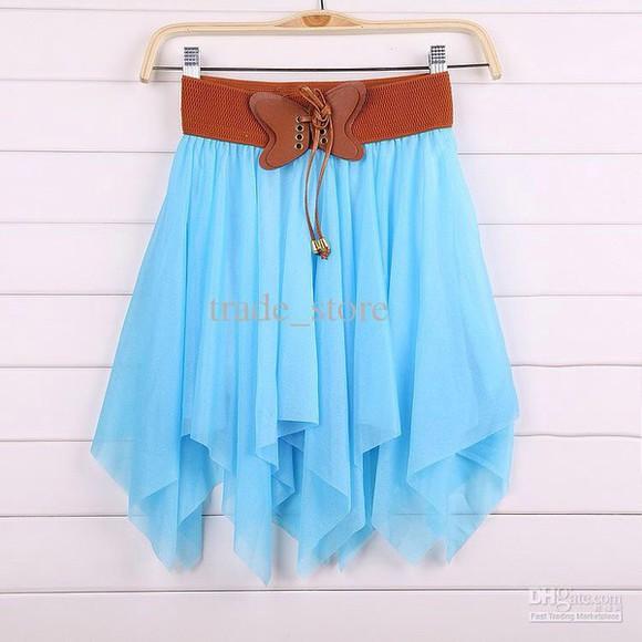 skirt butterfly