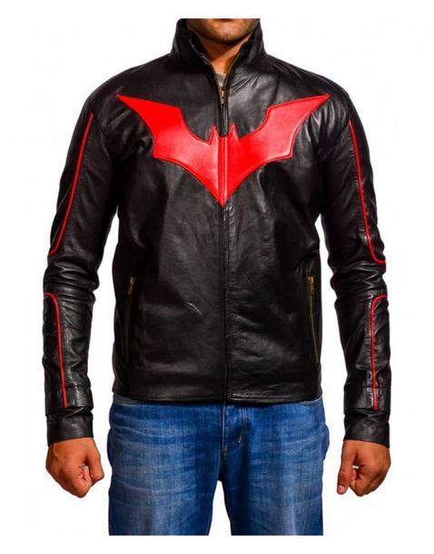jacket lifestyle batman