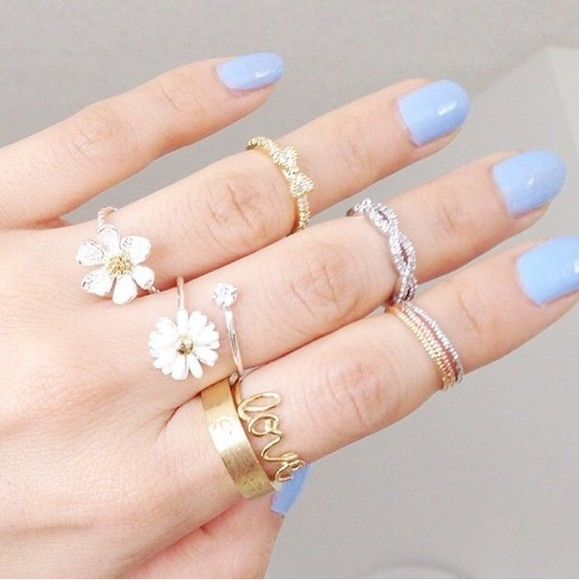 jewels rings, ring, silver, jewels, jewellery, midi rings