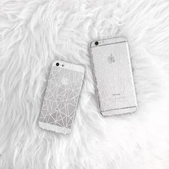 phone cover iphone cover iphone case iphone silver accessories grey apple design detail iphone 6 case iphone 6s cover