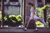 dress,lilac,lilac dress,Casper and Pearl,cut-out,cut-out dress,hi low dresses