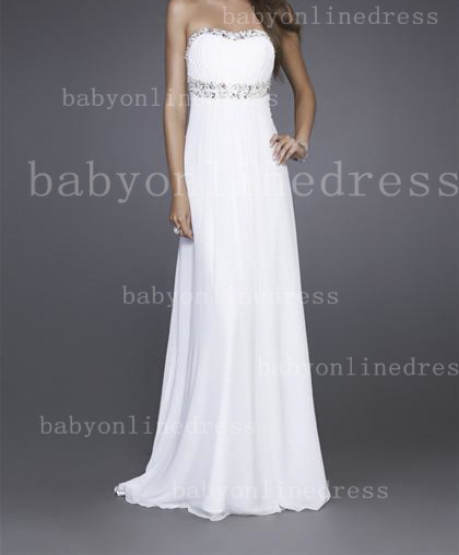 gown prom Picture - More Detailed Picture about Best Selling Discount Elegant Slim Backless White Prom Dresses Long 2013 Evening Gowns hsc 011 Picture in Prom Dresses from Suzhou Babyonline Dress Store