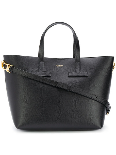 Tom Ford women bag tote bag leather black