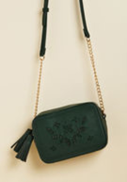Modcloth bag crossbody bag floral