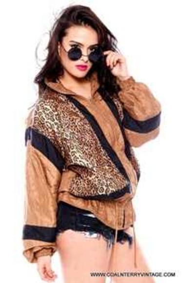 leopard print leopard print jacket jacket gold animal print seenfromtaris