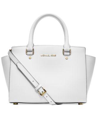 MICHAEL Michael Kors Selma Stud Large North South Tote - Handbags \u0026  Accessories - Macy\u0027s