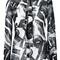 Veronique leroy printed shirt, women's, size: 38, black, viscose