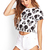 Smiling Mickey Print Tee | FOREVER 21 - 2000121384