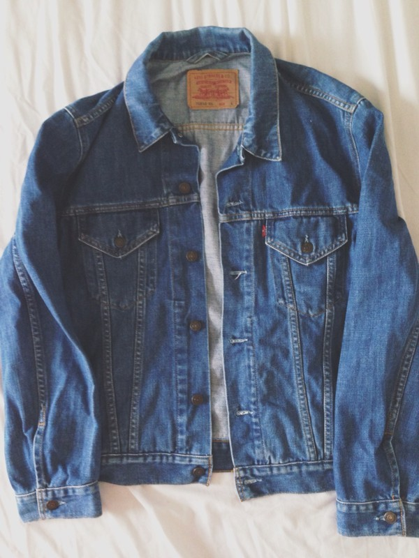 jacket levis denim jacket denim jackets levis levi's denim oversized