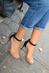 sandals,high heels