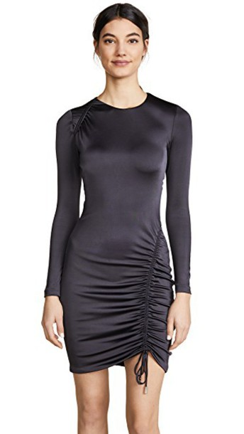 cushnie et ochs dress drawstring