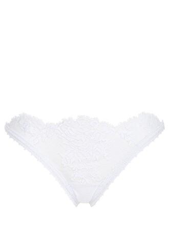 lace white underwear