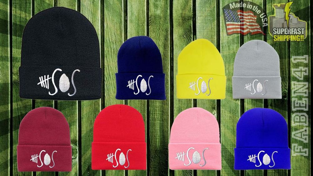 5 Seconds of Summer Winter Beanie | eBay