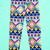 Colorful Aztec Childrens Leggings | uoionline.com: Women's Clothing Boutique