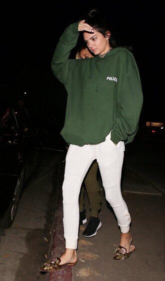 sweater sweatshirt hoodie kendall jenner sweatpants kardashians pants