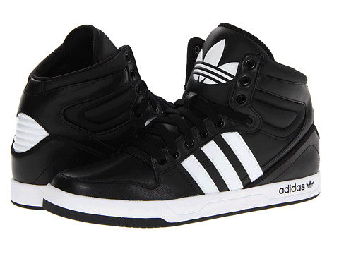 adidas Originals Court Attitude Black/White/Black - Zappos.com Free Shipping BOTH Ways