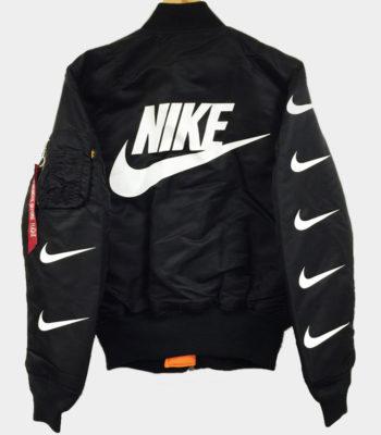 Nike Bomber Jacket April 2017