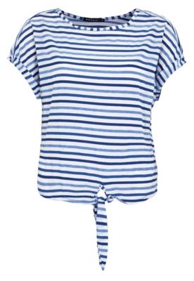 Blusa FiveBlu Mary Azul - Compre Agora   Dafiti