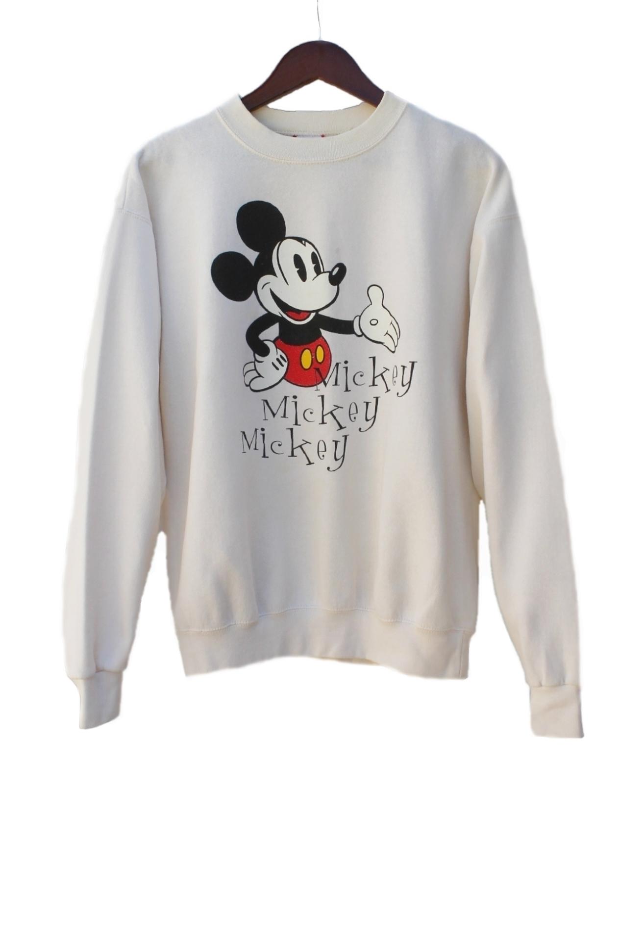Mickey mickey mickey pullover
