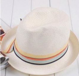 Wholesale fashion practical and favorable to any match hat white