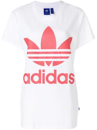 t-shirt shirt women white cotton top