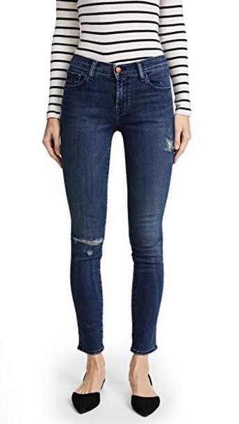J BRAND jeans skinny jeans