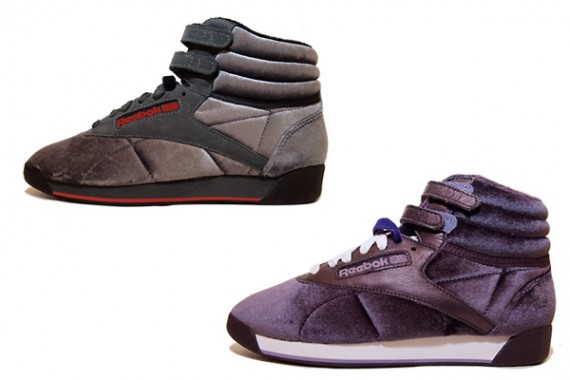 Reebok Freestyle - Satin Pack - Fall/Winter 2010 - SneakerNews.com