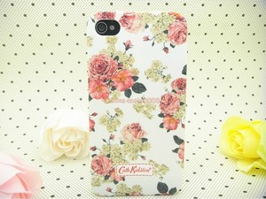 New cath kidston beautiful flowers hard case cover for apple iphone 4 4s a31 4