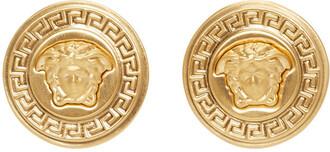 earrings gold jewels