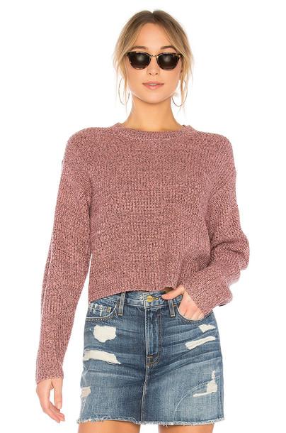 Rag & Bone sweater pink
