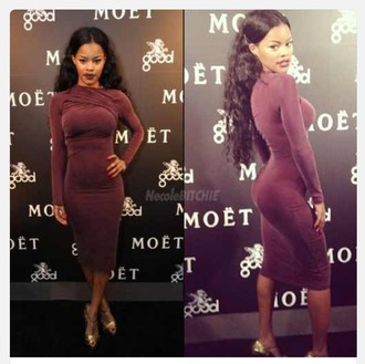 dress teyana taylor bodycon dress draped