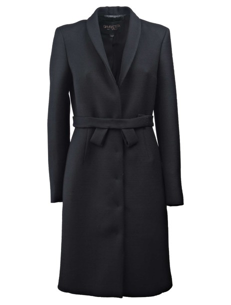 GIAMBATTISTA VALLI coat black