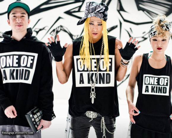 korea shirt sweater g dragon big bang one of a kind kpop